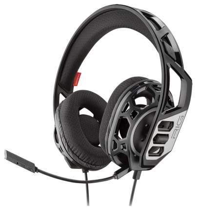 Игровые наушники Plantronics RIG 300 HC Black