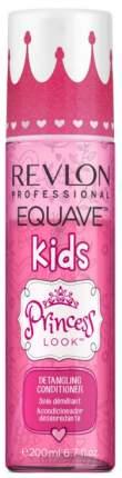 Кондиционер двухфазный Revlon Equave Kids облегчающий расчесывание с блестками 200 мл