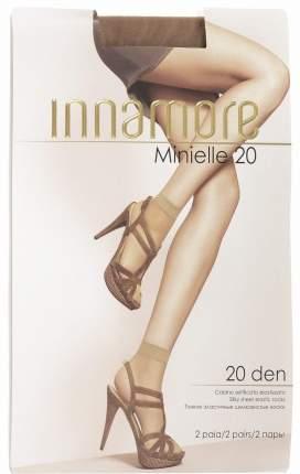 """Носки Innamore """"Minielle, 20"""" miele"""