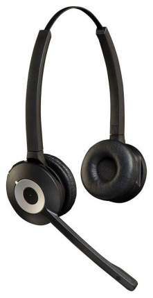 Компьютерная гарнитура Jabra Pro 930 Duo MS EMEA (930-29-503-101) Black