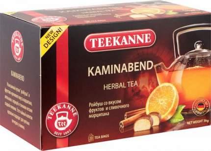 Чай травяной Teekanne kaminabend 20 пакетиков