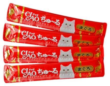 Лакомство для кошек Premium Pet Japan Желтоперый тунец 56 г SC-71