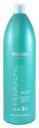 Проявитель Kapous Professional Hyaluronic Cremoxon 3% 1000 мл