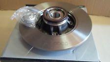 Тормозной диск Peugeot-Citroen 424966