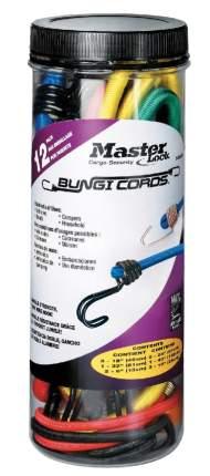 Эластичный шнур Masterlock Twin Wire набор 12 шт.
