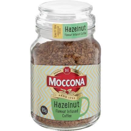 Кофе  Moccona с ароматом лесного ореха растворимый 95 г