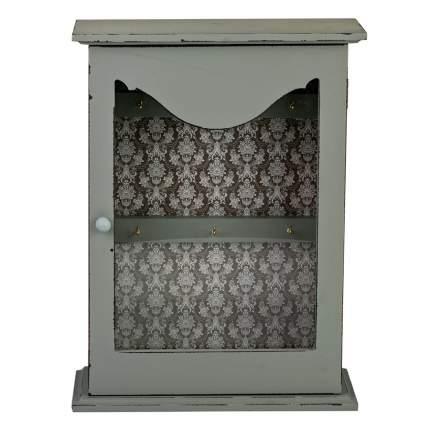 ML-4783 Ключница со стеклянной дверцей (22x7.5x30.3 см.) /8