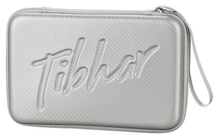 Чехол для ракетки Tibhar Carbon серебро