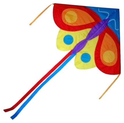Воздушный змей X-Match Бабочка, 140х105 см
