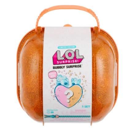 Игровой набор L.O.L. Surprise 556268 Шипучий сюрприз оранжевый