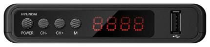 DVB-T2 приставка Hyundai H-DVB520 Black