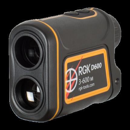 Лазерные дальномеры (рулетки) RGK D600
