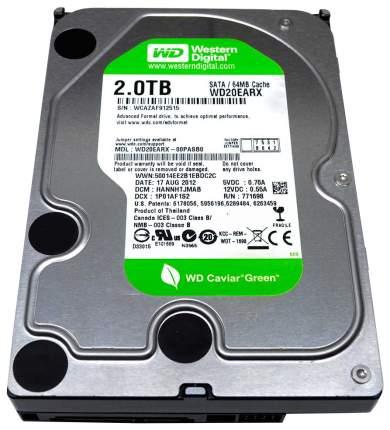 Внутренний жесткий диск Western Digital 2TB (WD20EARX)