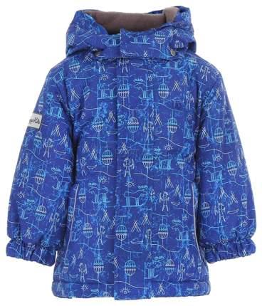 Куртка детская Lappi Kids ROPI 2819 р.80 голубой