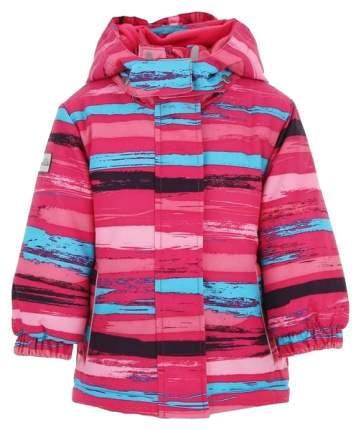 Куртка детская Lappi Kids TAIKA 2809 р.80 розовый