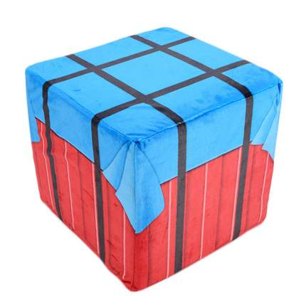 Мягкая игрушка Pixel Crew куб PUBG Loot box 20 см