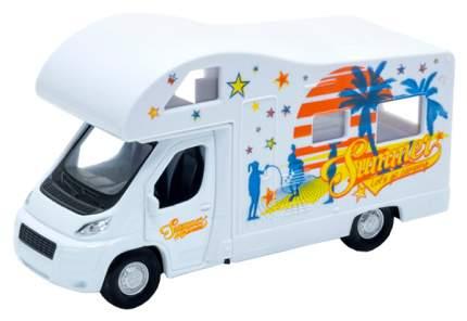 Модель машины Camper Van Welly 92658