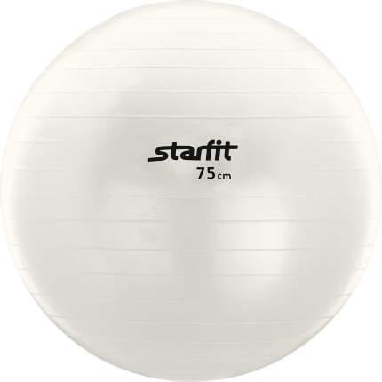 Мяч гимнастический Starfit GB-102, белый, 75 см