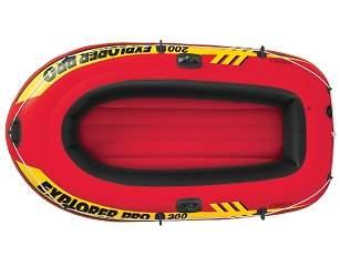 Лодка Intex Explorer Pro 200 1,96 x 1,02 м orange