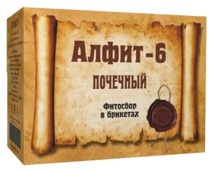 Чайный напиток Алфит-6 почечный 60 брикетов х 2 г