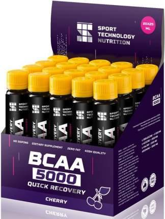 НПО Спортивные Технологии BCAA 5000 1 ампула 25 мл вишня