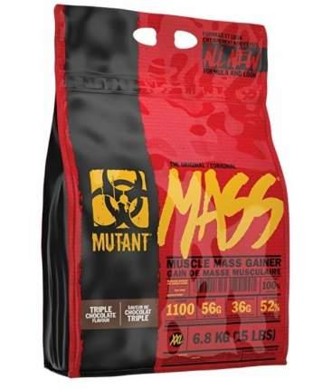 Гейнер Mutant Mass 6800 г Triple Chocolate