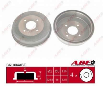 Тормозной барабан ABE C61004ABE