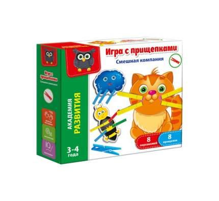 Настольная игра Vladi Toys Смешная компания VT5303-06