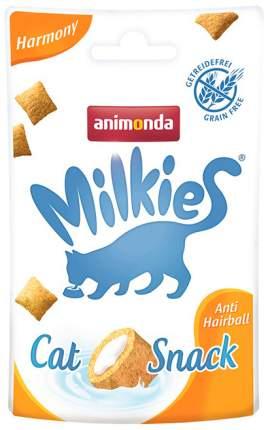 Лакомство для кошек Animonda Milkies Harmony 30 г