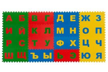 Мягкий коврик-пазл Eco Cover Алфавит русский