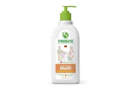 Жидкое мыло SYNERGETIC Миндальное молочко 500 мл