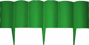 """Декоративные ограждения """"Каскад""""зеленый,3м"""