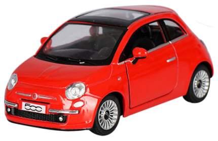 Модель автомобиля Фиат 500 Siku 1453