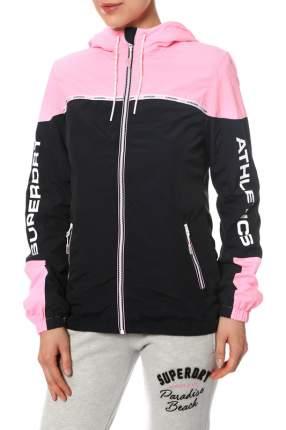 Куртка женская Superdry розовая 8