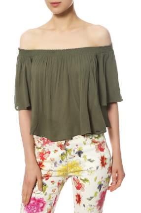 Блуза женская Superdry зеленая 12