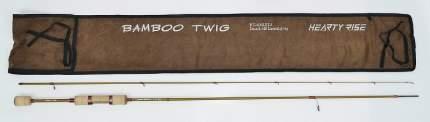 Удилище спиннинговое Hearty Rise Bamboo Twig BT-682ULS