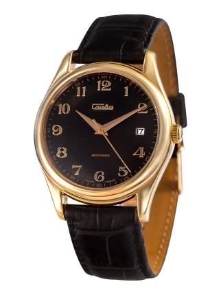 Наручные механические часы Слава  1509882/300-NH15