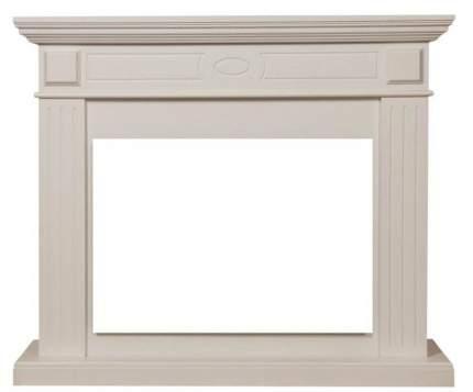 Деревянный портал для камина Electrolux Bianco Classic Беленый дуб