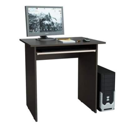 Стол письменный с полкой МФ Мастер Милан-2П 60x76,4x75, венге/дуб молочный