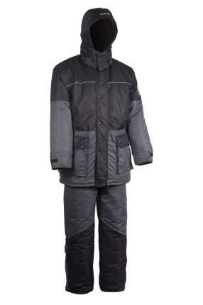 Костюм для рыбалки Huntsman Арктика, 44 RU, 46 RU/166-174, серый/черный