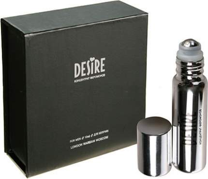 Концентрат феромонов для мужчин Роспарфюм Desire без запаха