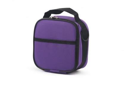 Сумка - несессер , фиолетовая
