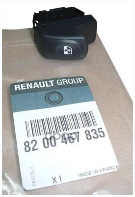 Кнопка Стеклоподъемника RENAULT 8200467835