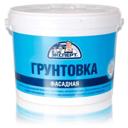 Грунтовка ЭКСПЕРТ фасадная -30С° 5кг