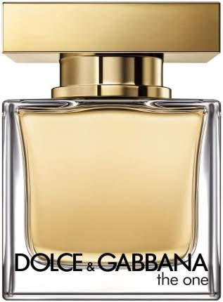 Туалетная вода Dolce&Gabbana The One 30 мл