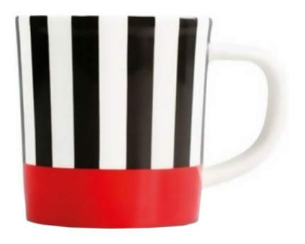 Чашка REMEMBER Black Stripes em07