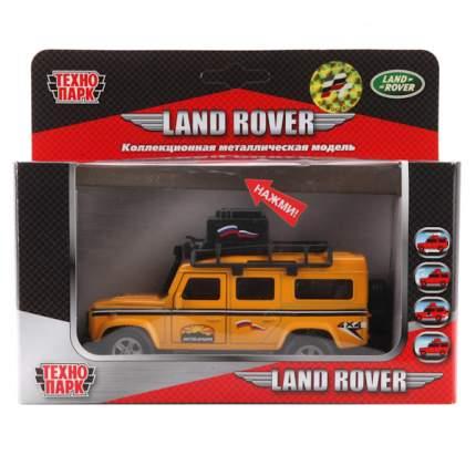 Внедорожник инерционный Технопарк Land Rover
