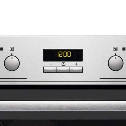 Встраиваемый электрический духовой шкаф Electrolux EZB53430AX Silver
