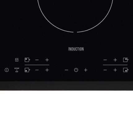 Встраиваемая варочная панель индукционная Electrolux EHH96340FK Black