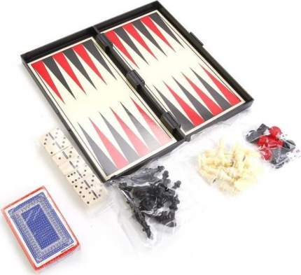 Шахматы магнитные играем вместе 5 в 1 g049-h37020r